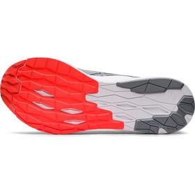asics Evoride Shoes Men, sheet rock/flash coral